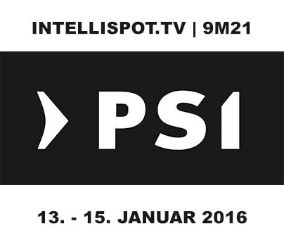 PSI Messe 2016 | IntelliSpot.TV